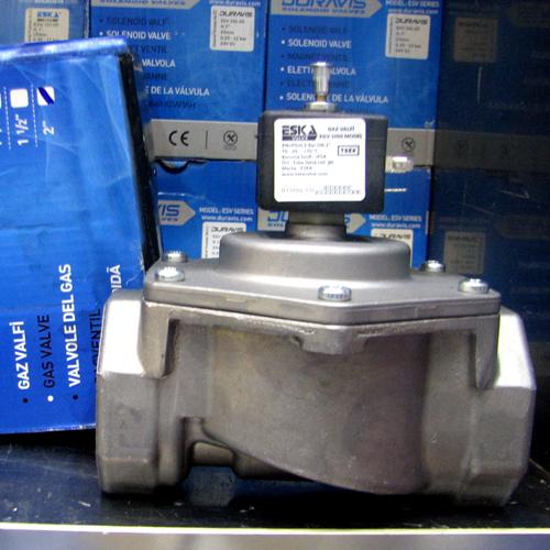شیر گاز شهری 2 اینچ